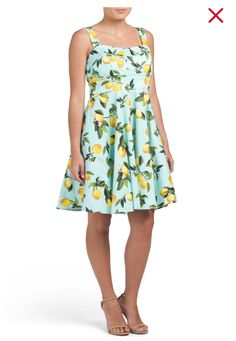 Aspiring Tracy Reese Yellow Silk Floral Print A Line Skirt Size 6 Jade White Skirts Women's Clothing