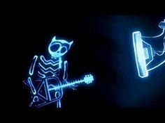 M - Est-Ce Que C'Est Ca ? (par Stéphane Berla) Clip, Neon Signs, Album, Music Videos, Profile, Music, Card Book