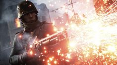 As a Medic player in Battlefield I'm all about today's massive spring update. Along with a wide-ranging list of other additions, tweaks, and fixes, there's now a Medic ability to Battlefield 1, Steampunk Airship, Dieselpunk, Video Game News, Video Games, Ww1 Art, Electronic Arts, Army Vehicles, Gaming Wallpapers