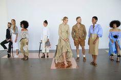 New York Fashion Week SS17: Jonathan Saunders' DVF debut, J.Crew and Altuzarra