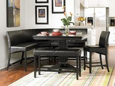 Kitchen Table With Corner Bench | Decoration Ideas