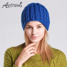 Winter Beanie Hats for Women Solid Colors Beanies Winter Cap $12.97 => Save up to 60% and Free Shipping => Order Now! #fashion #woman #shop #diy www.scarfonline.n...