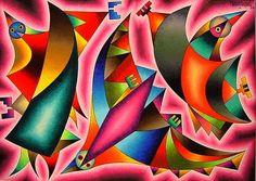 Crónicas de la Tierra sin Mal : El arte de Roberto Mamani Mamani