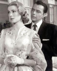 Grace Kelly & Frank Sinatra in High Society