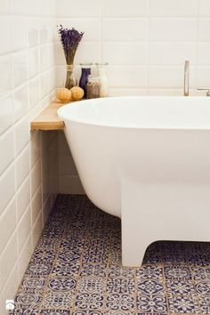 Feza Blue Vintage Moroccan Victorian Encaustic Effect Pattern Wall Floor Tiles…