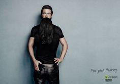 That's One Beautiful Beard, Garnier Switzerland