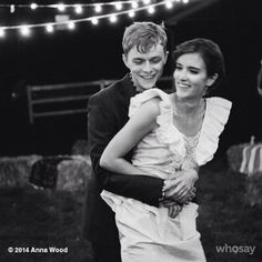 Happy 2 Year Anniversary to Dane DeHaan and Anna Wood :)