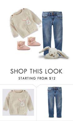 """Bunny"" by bainbridgegal ❤ liked on Polyvore featuring UGG"