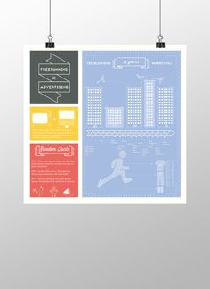 Parkour Infographic by Aurore Carric, via Behance
