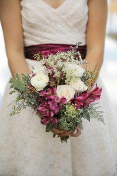 Romantic Moutain Wedding: Kathleen + Daniel
