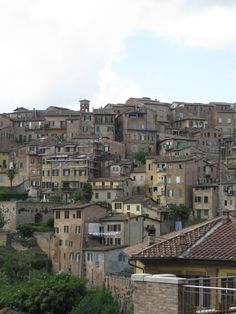 Sienna - my favorite place in all of Italy.