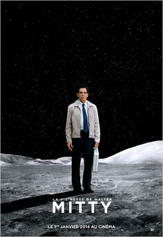 The Secret Life of Walter Mitty French Teaser Poster