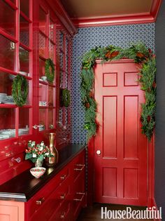 Red Paint Color for Kitchen Wall. Red Paint Color for Kitchen Wall. Kitchen Wall Colors Red Paint Colours 45 Ideas for 2019 Red Paint Colors, Red Color, Red Kitchen Decor, Kitchen Design, Country Kitchen, Different Shades Of Red, Benjamin Moore Colors, Primitive Homes, Paint Brands