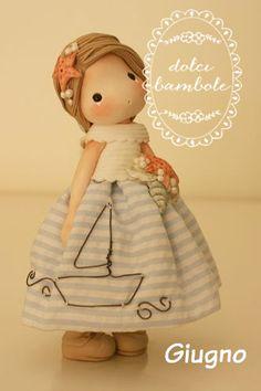 Dolci Bambole : Agosto , amico mio non ti conosco .....