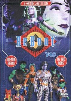 ReBoot (TV Series 1994–2002)