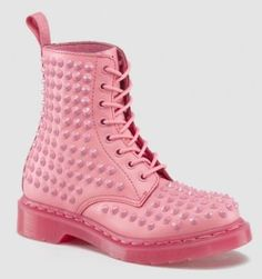 http://unionjackboots.com/sale/spike-acid-pink-smooth-core.html