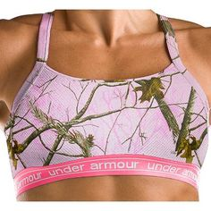 Under Armour® Women's Camo Mesh Bra at Cabela's obviously need