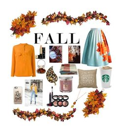 """""""Fall"""" by loopy-classic ❤ favored on Polyvore that includes Chicwish, STEL..."""