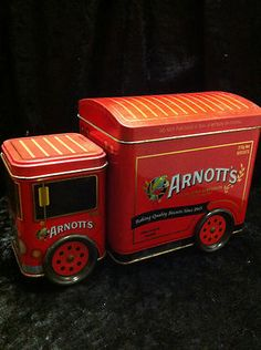 Arnott's Biscuit tin truck A-140 $6