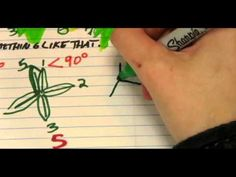 """Quick explanation of how I got """"the Lucas angle is about 100 degrees"""" in this video: http://youtu.be/14-NdQwKz9w Related: Doodling Stars http://youtu.be/CfJz..."""