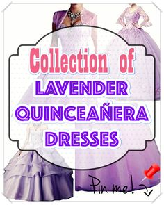Lavender Quinceanera gowns - Need help on designing a quinceanera including lists and tips? Begin shopping for your Quinceanera dress and accessories. Decide on your honor your bid day with the subsequent tips. Lavender Quinceanera Dresses, Bid Day, Different Patterns, Aurora Sleeping Beauty, Feminine, Fancy, Gowns, Shopping, Latin America