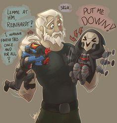 Grandpa Reinhardt