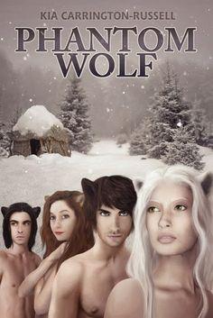 Tome Tender: Phantom Wolf by Kia Carrington-Russell