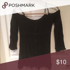 Shirt Cute summery shirt! From PACSUN LA Hearts Tops Tees - Long Sleeve