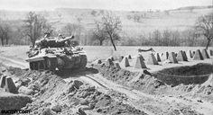 VII Corps, Breaching the Siegfried Line (September 1944) | EUCMH
