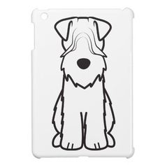 Soft Coated Wheaten Terrier iPad Mini Case