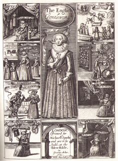 Richard Brathwaite's The English Gentlewoman (1631)