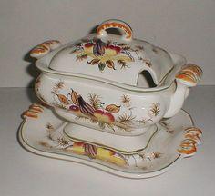 Antique Porcelain & Pottery » Antique Tureen
