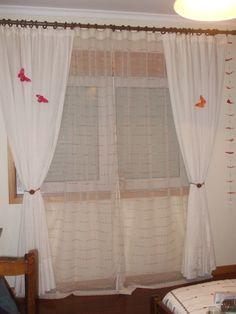 Reciclagem, aproveitamento de tecidos, execução de cortinas