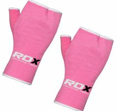 RDX exclusive women inner gloves are made using our latest CF-F™ material and Ayz-F™ elastic for strength with stretchiness. The extended thumb coverage, the gloves incorporate HF-Cut™ Design to ensure str Kickboxing Women, Kickboxing Workout, Fibre And Fabric, Female Fighter, Gym Style, Hand Wrap, Boxing Gloves, Mma, Snug Fit