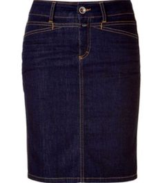 badef9af4b Love it! Can wear with bright or light colors. With light colors add a. Jean  SkirtsDenim ...