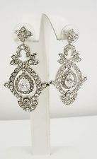 Kenneth Jay Lane Wedding Day Earrings (QVC sold out #J159003)