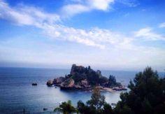 Isola Bella. Taormina, Messina, Sicilia