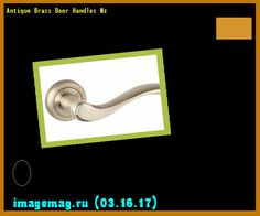 Antique Brass Door Handles Nz 150310 - The Best Image Search