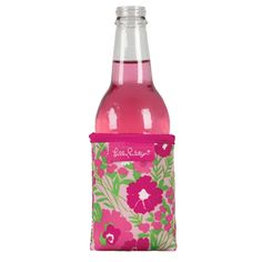 Garden By The Sea Lilly Pulitzer Koozie