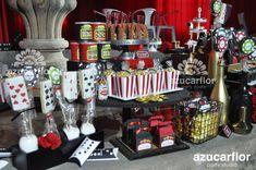AZUCAR FLOR party studio: Casino
