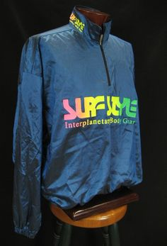 ... light windbreaker jacket product description vintage in great  condition!(See below for details) brand  surf style tag size  n a (all  other surf style wi 689f71f9f