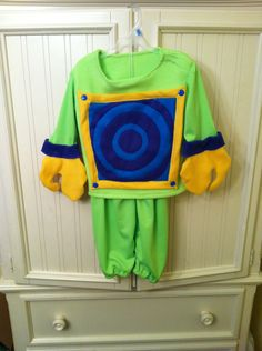 Bot Costume from Team Umizoomi for Toddlers by KADesignCo on Etsy  https   www 3a28ca2b8
