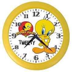 tweety bird things | New Tweety Bird Wall Clock Gifts | eBay