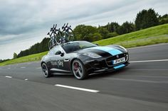 Named the Stage 20 Concept, the car was designed specifically for Team Sky to use on stage 20 of the Tour de France.