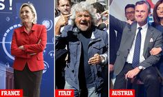 Italy and Austria could see the EU's first Far Right head of state