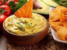 Healthy Snack Recipe: Corn Dip