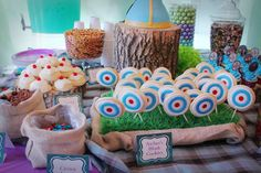 Merida the Brave Birthday Party Ideas | Photo 3 of 11 | Catch My Party