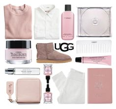 """The Icon Perfected: UGG Classic II Contest Entry"" by menke-mode ❤ liked on Polyvore featuring UGG Australia, H&M, J.Crew, Conair, MAC Cosmetics, L'Oréal Paris, Royce Leather, Nobody Denim, Deborah Lippmann and Acne Studios"