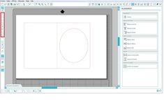 Créer une carte - Viviane Bidouille Silhouette Portrait, Software, Cards