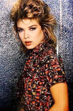 Kim Wilde, Rocker Girl, Idole, Music Images, Dreadlocks, Lady, Hair Styles, Beauty, Women